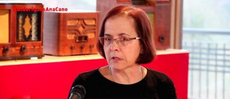 Ana María Cano en 'Alderiques d'Asturies' Plan de Dignificación recortáu