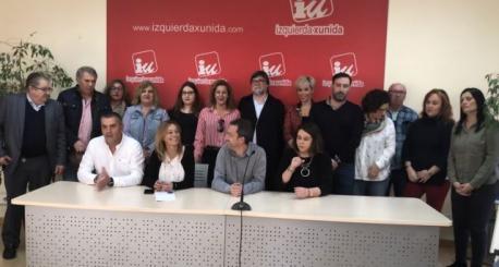 Ángela Vallina y Más Izquierda Unida