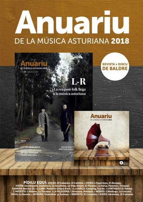 Anuariu de la Música Asturiana 2018