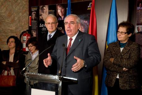 La xestora de Fernández noma a Álvarez Areces voceru del PSOE nel Senáu