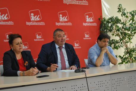 Argüelles considera qu'esiste una solución política dialogada con Llamazares