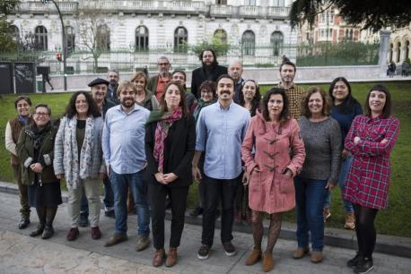 Asturies 2019 con Lorena María Gil