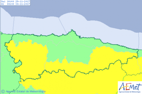 Asturies alerta mariella nieve 29 de payares bien