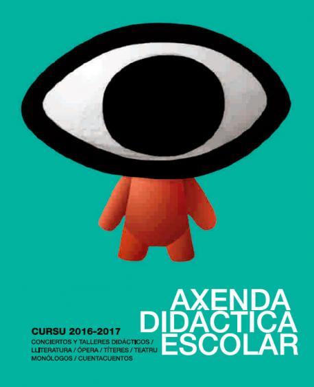 Axenda Didáctica Escolar 2016-2017
