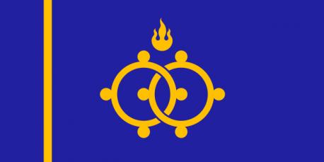 Bandera de Darkhan