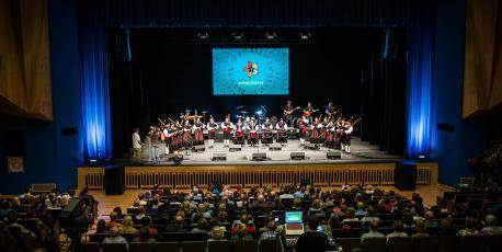 Banga Gaitas Trasno na gala del Premiu al Meyor Cantar 2016