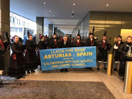 Una organización va sofitar l'espardimientu de la música asturiana nos Estaos Xuníos