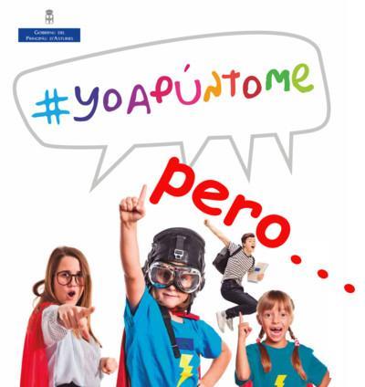 Campaña matriculación #YoApúntome modificada por SUATEA
