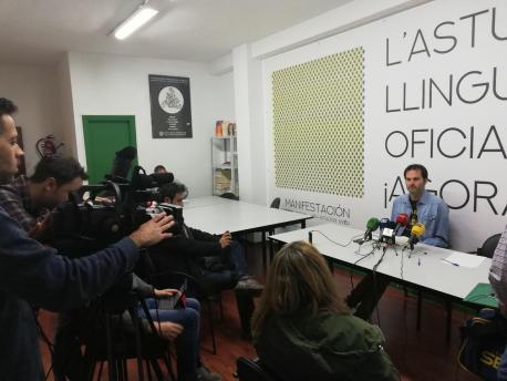 Carlos Pulgar XDLA votación procesu reforma Estatutu
