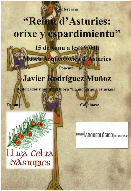 El Reinu d'Asturies protagoniza una charra de la Lliga Celta
