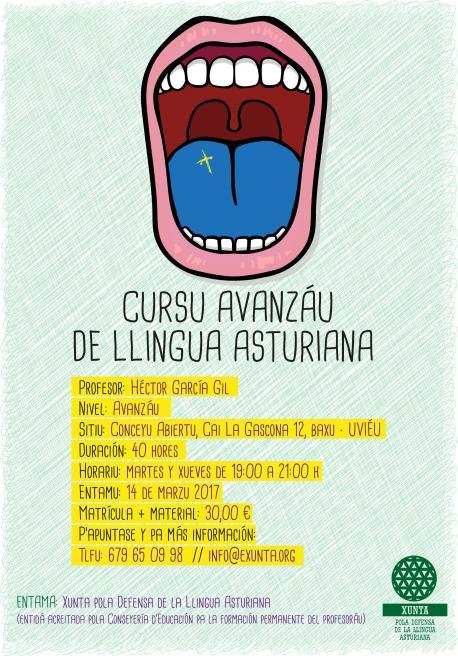 Comienza un cursu avanzáu de llingua asturiana n'Uviéu