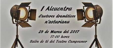 Los autores dramáticos n'asturianu alderiquen sobre l'estáu del sector