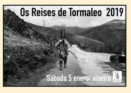 Cartelu Os Reises de Tormaleo 2019