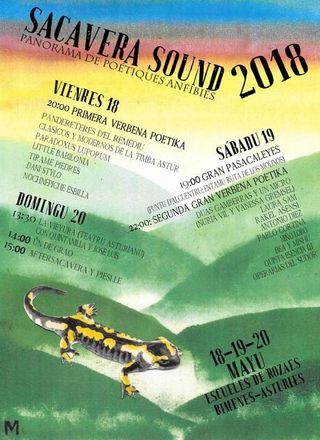 Cartelu Sacavera Sound 2018