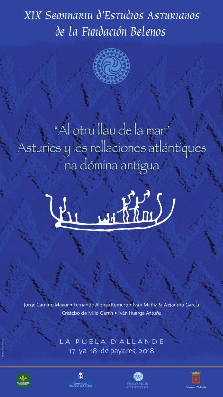 Cartelu XIX Seminariu d'Estudios Asturianos