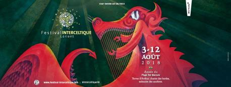 Cartelu XLVIII Festival Interceltique de Lorient