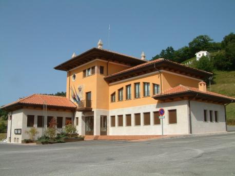 Casa Conceyu de Bimenes