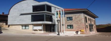 Casa Conceyu de Les Regueres