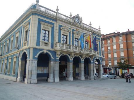 Casa Conceyu de Llaviana