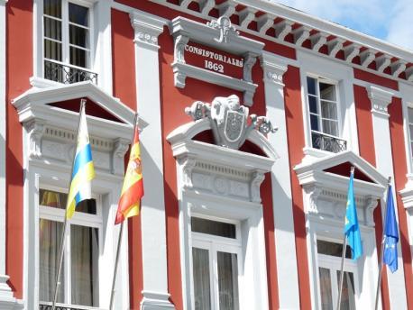 Casa Conceyu de Mieres