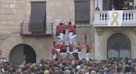 Casteller Nens del Vendrell