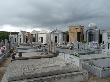 Cementerio de El Pardo