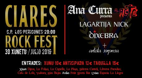 Ciares Rock Fest