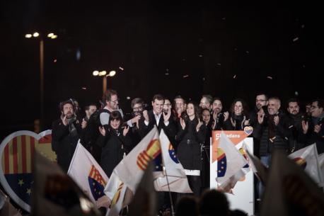 Ciutadans-Partido de la Ciudadanía eleiciones catalanes 2017