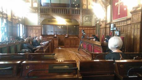 Comisión d'asturianu na Xunta Xeneral