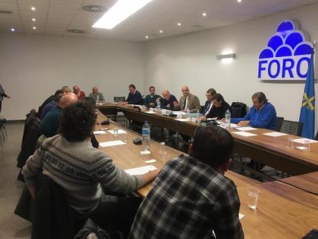 Comisión Direutiva de Foro