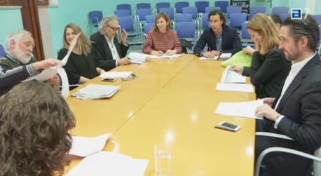 Conseyu d'alministración RTPA nomamientu de González Orejas