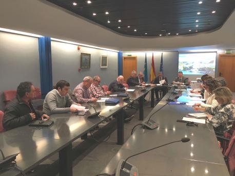 Conseyu d'alminstración del CTA (25 de marzu del 2019)
