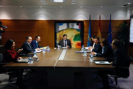 Conseyu de Gobiernu 10 de xineru del 2018