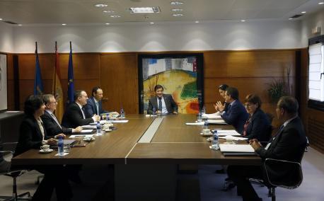 Conseyu de Gobiernu toponimia Muros