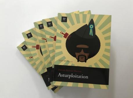 Cubierta 'Asturploitation'