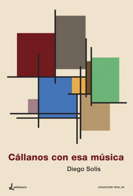 Cubierta 'Cállanos con esa música' de Diego Solís