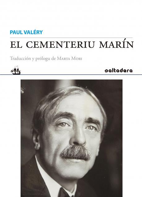 Cubierta 'El cementeriu marín' de Marta Mori