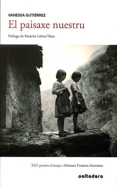 Vanessa Gutiérrez presenta 'El paisaxe nuestru' en Xixón