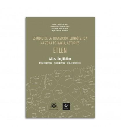 Cubierta Estudiu de la Transición Llingüística na Zona del Eo-Navia (ETLEN)