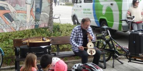 Daniel García de la Cuesta 30 Días en Bici