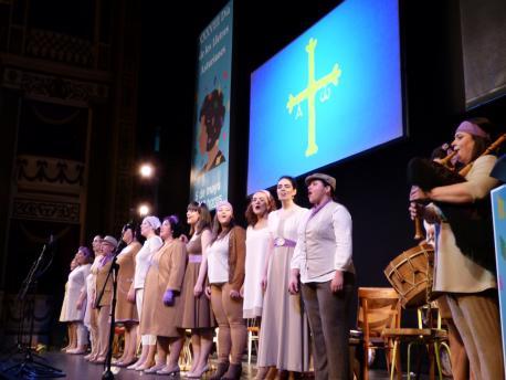 XXXVIII Día de les Lletres Asturianes