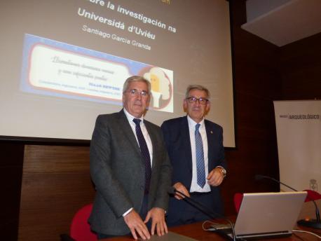 Día Ciencia: García Granda y Fernando Padilla (08/11/18)