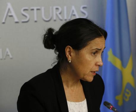 Dolores Carcedo Conseyu de Gobiernu