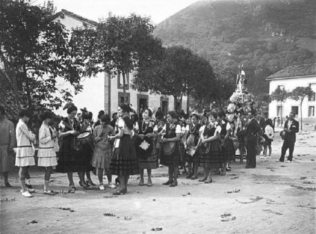 El Cristo añu 1928 (Nueva)