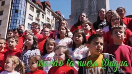 'El miou cantar' SNL Cangas CRA Ríu Cibea