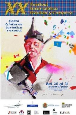 Festival Intercélticu d'Avilés y Comarca 2016