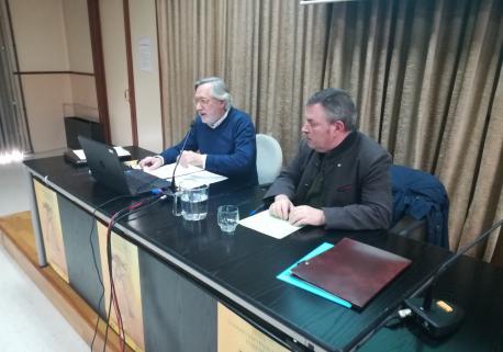 Francisco José Llera Ramo y Xosé Antón González Riaño recortada calidá