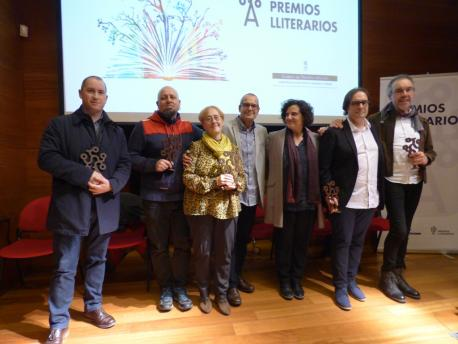 Gallardonaos Premios Lliterarios