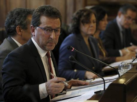 Genaro Alonso comparecencia presupuestos 2018