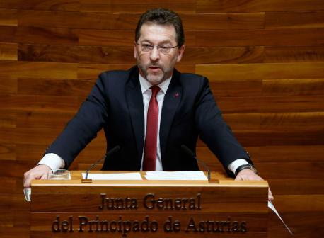 Genaro Alonso Xunta Xeneral